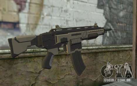 NS-15M Machine Gun from Planetside 2 para GTA San Andreas segunda tela