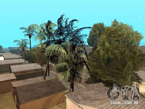 Da selva em uma rua Asteca para GTA San Andreas