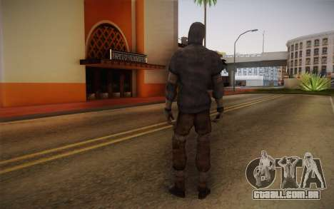 Hunter from Left 4 Dead 2 para GTA San Andreas segunda tela