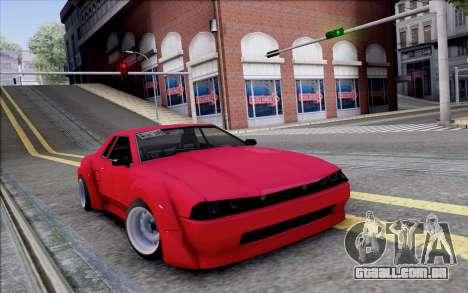 Elegy Rocket Bunny para GTA San Andreas