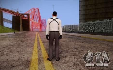 Leon the Professional para GTA San Andreas segunda tela
