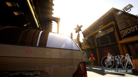 LibertyENB - Maximum Quality para GTA 4 quinto tela
