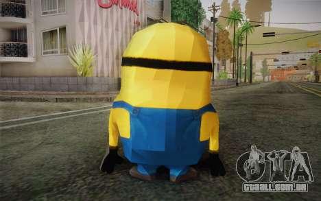 Mignon para GTA San Andreas segunda tela