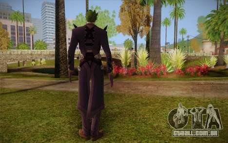 Joker from Injustice para GTA San Andreas segunda tela