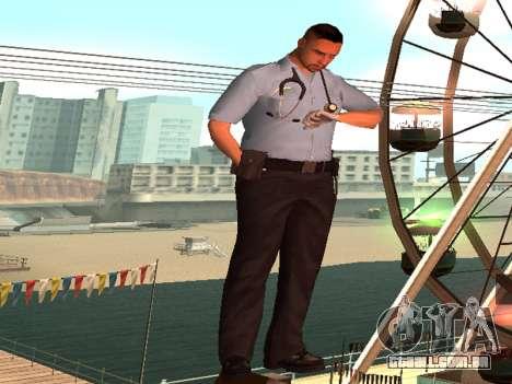 Pack Medic para GTA San Andreas quinto tela
