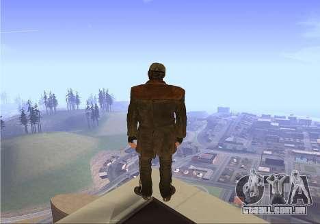 Aiden Pearce para GTA San Andreas segunda tela