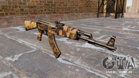A AK-47 Cair para GTA 4