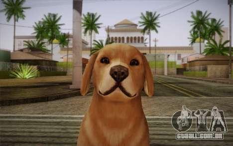 Rottweiler para GTA San Andreas terceira tela