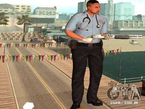 Pack Medic para GTA San Andreas segunda tela
