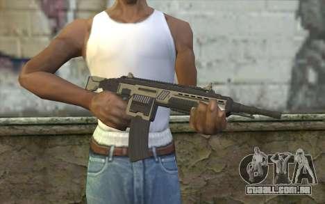 NS-15M Machine Gun from Planetside 2 para GTA San Andreas terceira tela