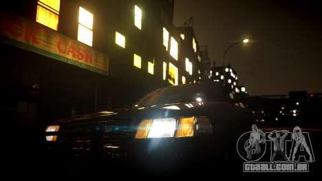 LibertyENB - Maximum Quality para GTA 4 segundo screenshot