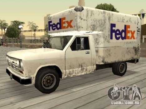 Nova propaganda em carros para GTA San Andreas sétima tela