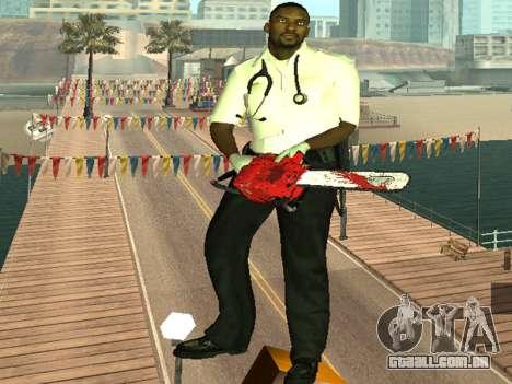 Pack Medic para GTA San Andreas sexta tela