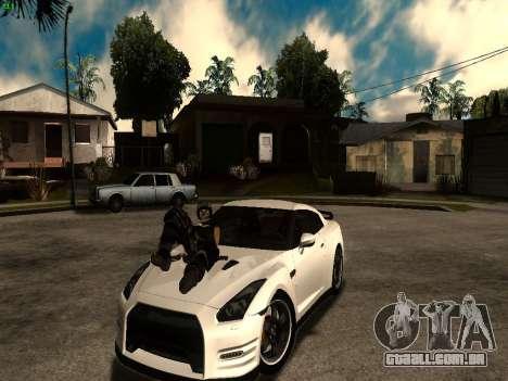 ENB Series by Makar_SmW86 [SAMP] para GTA San Andreas