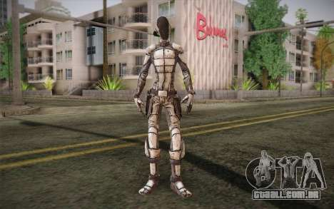 Zero из Borderlands 2 para GTA San Andreas