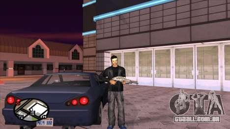 Retexture calças de Binco para GTA San Andreas por diante tela