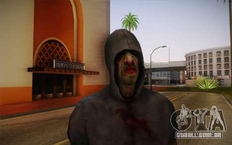 Hunter from Left 4 Dead 2 para GTA San Andreas terceira tela