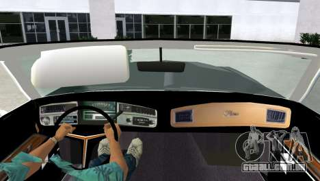 Buick Riviera 1972 Boattail para GTA Vice City vista direita