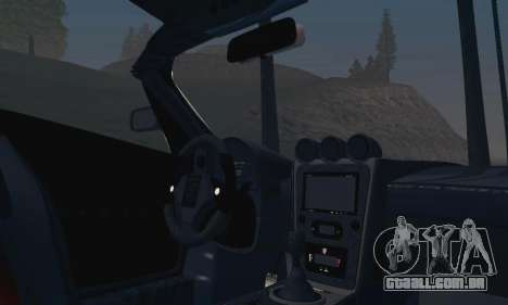 SSC Tuatara 2011 para GTA San Andreas vista direita