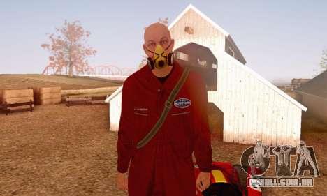 Bug Star Robbery No Cap para GTA San Andreas