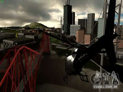 ENB Series by Makar_SmW86 [SAMP] para GTA San Andreas quinto tela
