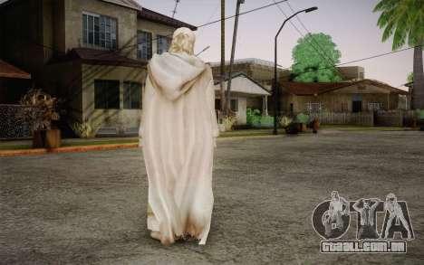 Gandalf para GTA San Andreas segunda tela