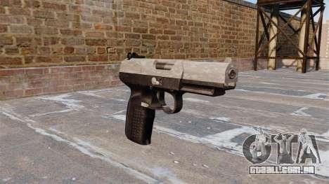 Arma FN Cinco sete ACU Camo para GTA 4