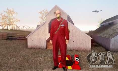 Bug Star Robbery No Cap para GTA San Andreas segunda tela
