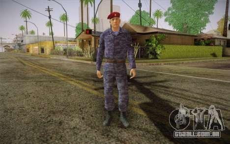 Berkut para GTA San Andreas