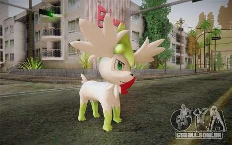 Shaymin Sky from Pokemon para GTA San Andreas