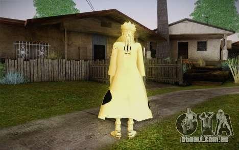 Naruto Kurama para GTA San Andreas segunda tela