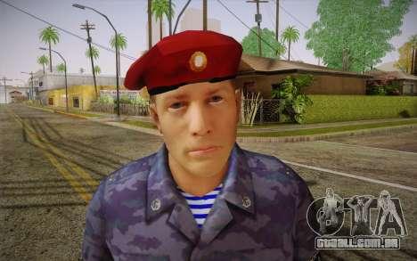 Berkut para GTA San Andreas terceira tela
