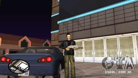 Retexture calças de Binco para GTA San Andreas segunda tela