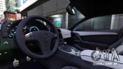 Advanced Graphics para GTA 4 por diante tela