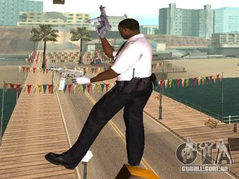 Pack Medic para GTA San Andreas terceira tela