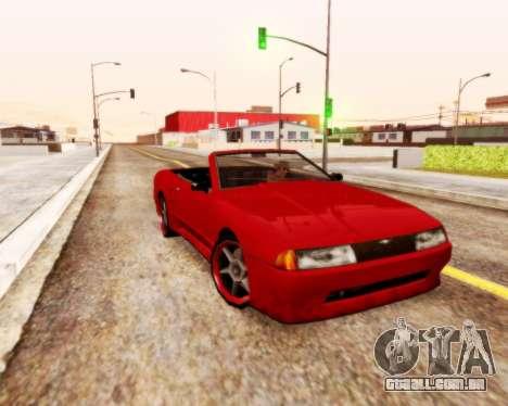 Elegia Convertible v1.1 para GTA San Andreas