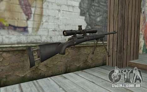 M-24 para GTA San Andreas segunda tela
