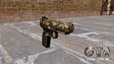 Arma FN Cinco sete Hex para GTA 4