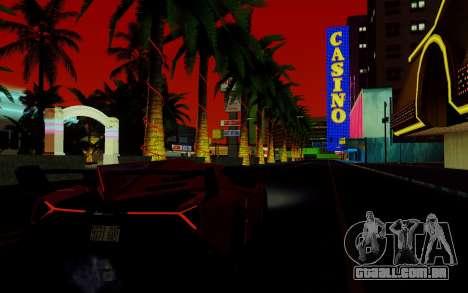 ENBSeries para PC fraco v2 [SA:MP] para GTA San Andreas quinto tela