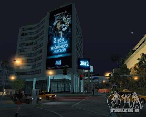 Office TELE2 para GTA San Andreas