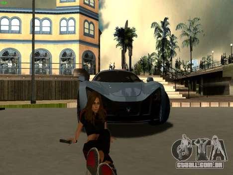 ENB Series by Makar_SmW86 [SAMP] para GTA San Andreas segunda tela
