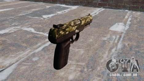 Arma FN Cinco sete Hex para GTA 4 segundo screenshot