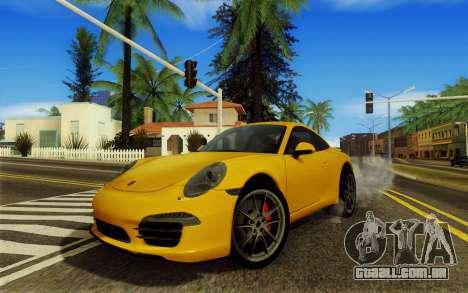 ENBSeries para PC fraco v2 [SA:MP] para GTA San Andreas terceira tela