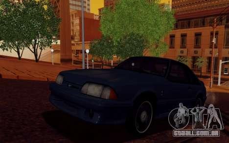 ENBSeries para PC fraco v2 [SA:MP] para GTA San Andreas segunda tela