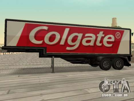 Nova propaganda em carros para GTA San Andreas segunda tela