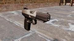Arma FN Cinco sete Chrome