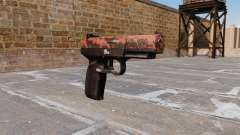 Arma FN Cinco sete Red tiger