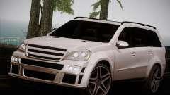 Mercrdes-Benz GL500 para GTA San Andreas