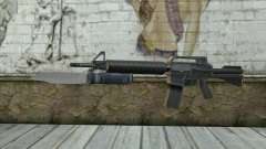 M4A1 com uma baioneta