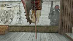 O machado do carrasco (Resident Evil 5)